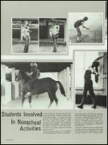 1980 Ashland High School Yearbook Page 80 & 81