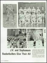 1980 Ashland High School Yearbook Page 112 & 113