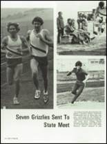 1980 Ashland High School Yearbook Page 124 & 125