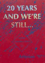 1997 Yearbook Martinsville High School