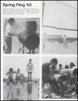 1992 Skiatook High School Yearbook Page 14 & 15