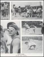 1992 Skiatook High School Yearbook Page 16 & 17