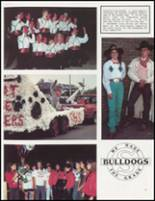 1992 Skiatook High School Yearbook Page 20 & 21