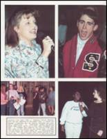 1992 Skiatook High School Yearbook Page 22 & 23