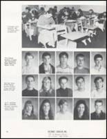 1992 Skiatook High School Yearbook Page 70 & 71