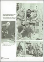 1995 Belle Fourche High School Yearbook Page 12 & 13