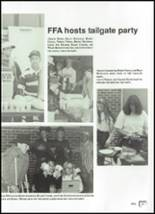 1995 Belle Fourche High School Yearbook Page 20 & 21