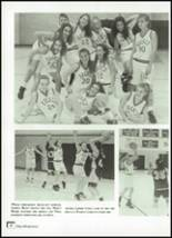 1995 Belle Fourche High School Yearbook Page 46 & 47
