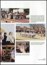 1995 Belle Fourche High School Yearbook Page 88 & 89