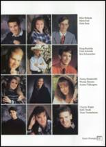 1995 Belle Fourche High School Yearbook Page 98 & 99