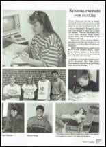 1995 Belle Fourche High School Yearbook Page 100 & 101