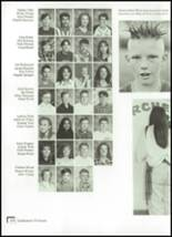 1995 Belle Fourche High School Yearbook Page 110 & 111