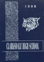 1998 Yearbook Clarksdale High School