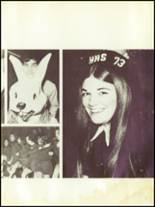 1973 Hazleton High School Yearbook Page 10 & 11