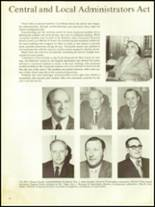 1973 Hazleton High School Yearbook Page 26 & 27