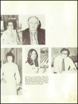 1973 Hazleton High School Yearbook Page 28 & 29
