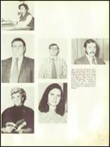 1973 Hazleton High School Yearbook Page 34 & 35