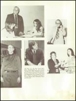 1973 Hazleton High School Yearbook Page 46 & 47