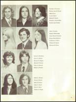 1973 Hazleton High School Yearbook Page 86 & 87