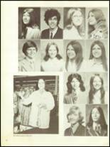 1973 Hazleton High School Yearbook Page 94 & 95