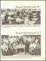 1973 Hazleton High School Yearbook Page 110 & 111