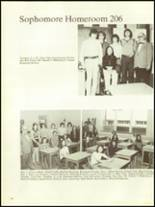 1973 Hazleton High School Yearbook Page 134 & 135