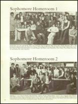 1973 Hazleton High School Yearbook Page 136 & 137