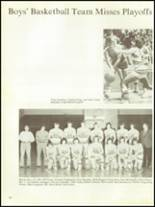 1973 Hazleton High School Yearbook Page 184 & 185