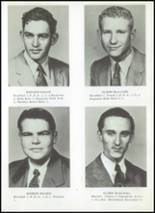 1956 Clyde High School Yearbook Page 24 & 25