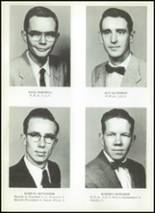 1956 Clyde High School Yearbook Page 26 & 27
