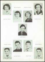 1956 Clyde High School Yearbook Page 30 & 31