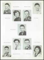 1956 Clyde High School Yearbook Page 40 & 41