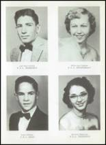 1956 Clyde High School Yearbook Page 56 & 57