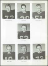 1956 Clyde High School Yearbook Page 60 & 61