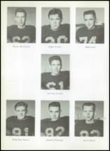 1956 Clyde High School Yearbook Page 62 & 63