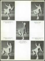 1956 Clyde High School Yearbook Page 66 & 67
