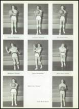 1956 Clyde High School Yearbook Page 70 & 71