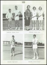 1956 Clyde High School Yearbook Page 72 & 73