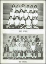 1956 Clyde High School Yearbook Page 76 & 77
