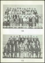 1956 Clyde High School Yearbook Page 78 & 79