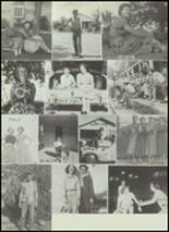 1956 Clyde High School Yearbook Page 82 & 83