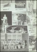 1956 Clyde High School Yearbook Page 84 & 85