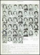 1956 Clyde High School Yearbook Page 88 & 89