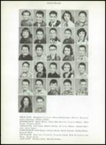 1956 Clyde High School Yearbook Page 90 & 91