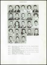 1956 Clyde High School Yearbook Page 92 & 93