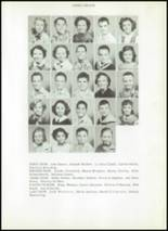 1956 Clyde High School Yearbook Page 94 & 95