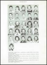 1956 Clyde High School Yearbook Page 96 & 97