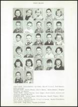 1956 Clyde High School Yearbook Page 98 & 99