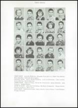 1956 Clyde High School Yearbook Page 100 & 101
