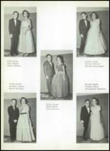 1956 Clyde High School Yearbook Page 102 & 103